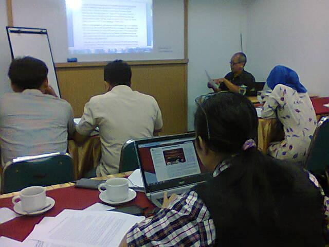 5 Staf Humas DKPP Ikuti Pelatihan Penulisan Berita dan Press Release