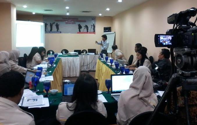 Pelatihan Jurnalistik Kemenpora
